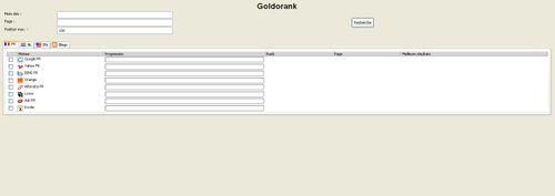Goldorank