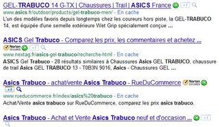 Asics-trabuco