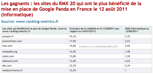 Google-panda-gagnants