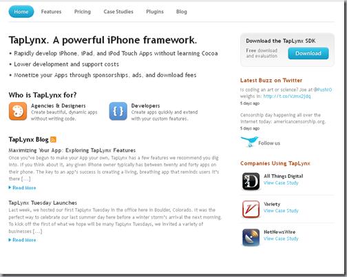 Developpement iPhone et iPad facile et pas cher