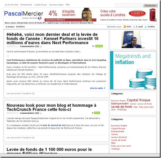 blog pascal mercier