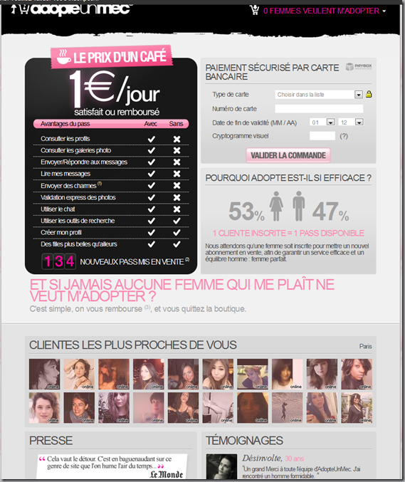 Site De Rencontr Gratuit Sans Inscription Placelibertin E