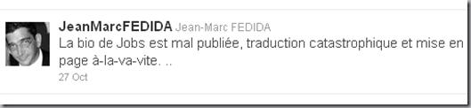 twitter Fedida