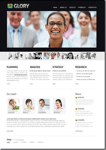 design pour site web
