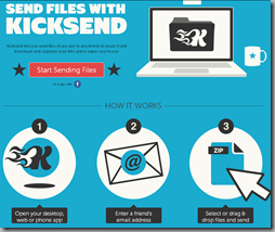Envoyer facilement de gros fichiers