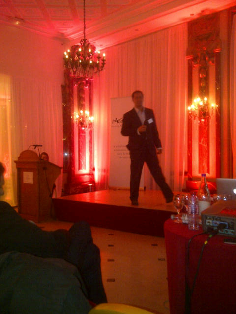 Accelerateur demo day