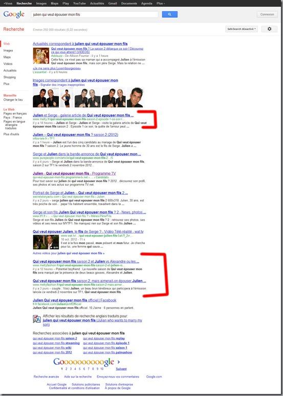julien qui veut épouser mon fils - Recherche Google