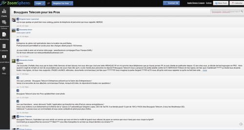 Bouygues Telecom Pro Facebook