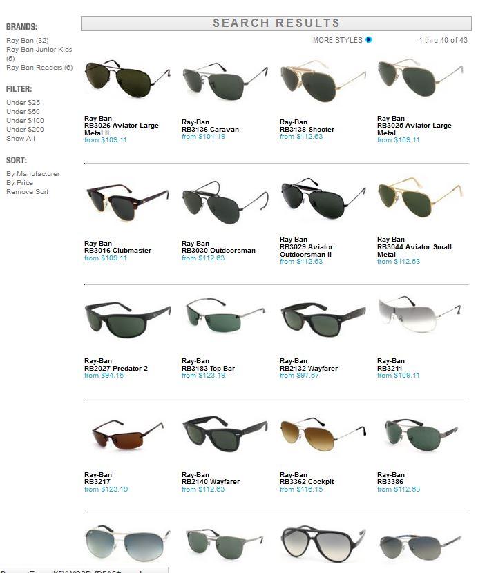 Lunettes de soleil eye glasses