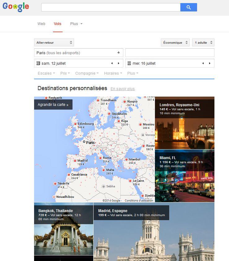 Google flights 1