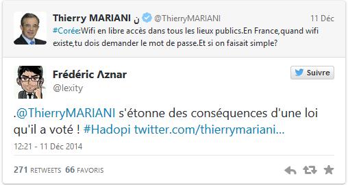 Mariani wifi