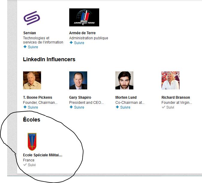 Profil linkedin 4