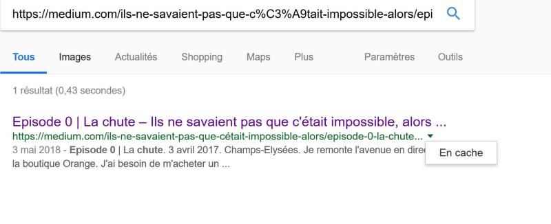 Cache google wijet