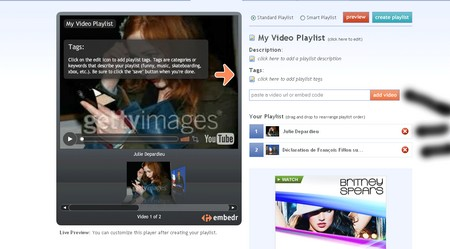 Embed_playlist
