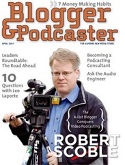 Blogger_podcaster