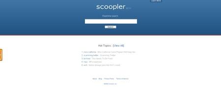 Scoopler